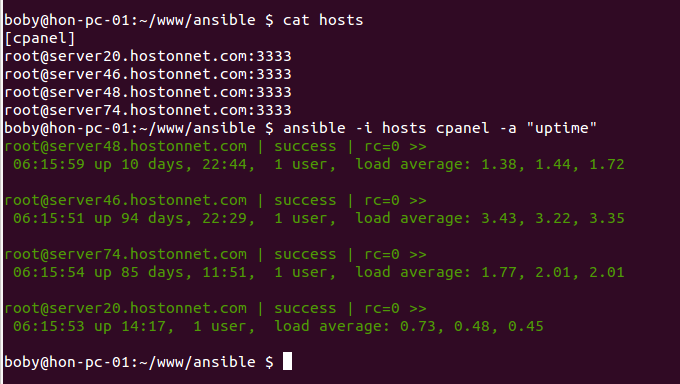 ansible-example